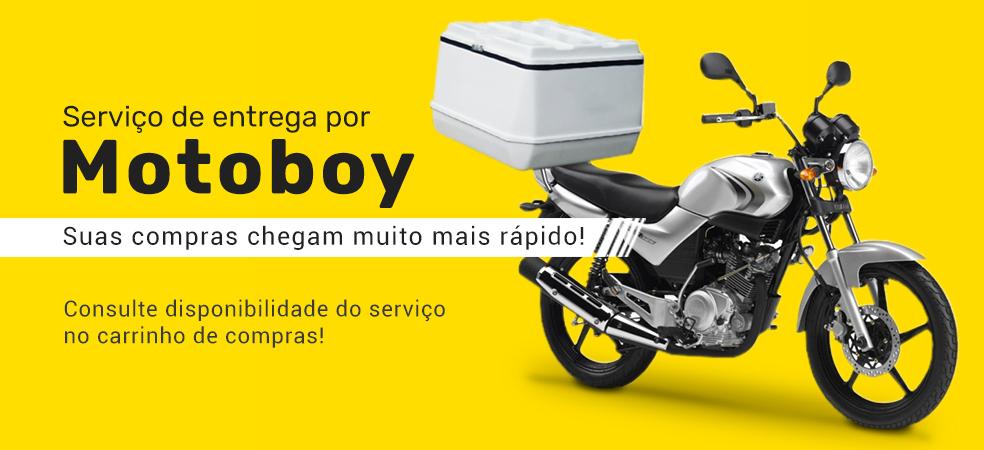 Entregas por Motoboy
