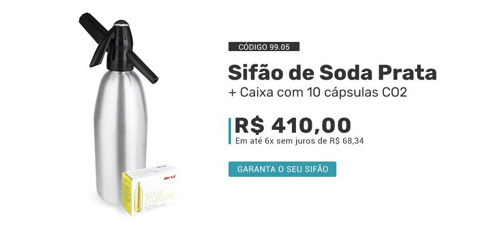 Sifão de Soda código 99.05