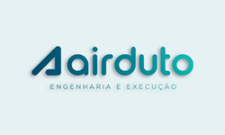 Logo Airduto Engenharia e Execução