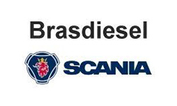 Logo Brasdiesel Scania