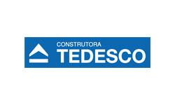 Logo Construtora Tedesco
