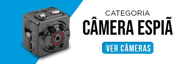 Câmeras Espiãs