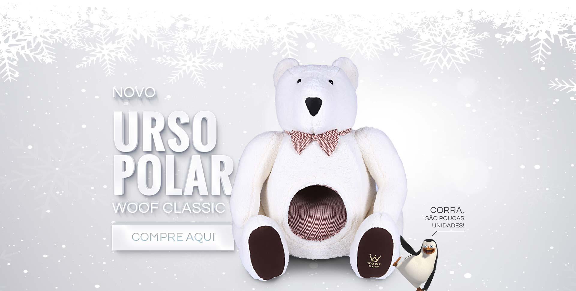 Urso Polar Woof