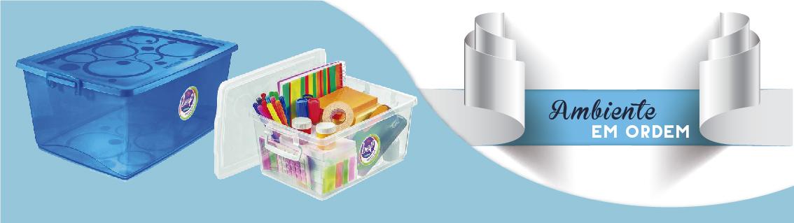 Deixe sua casa organizada com nossos produtos!