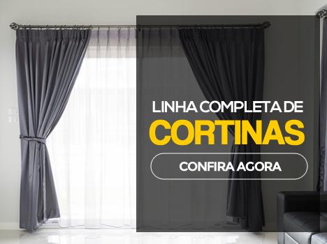 A maior linha de cortinas do Brasil