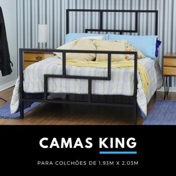 Cama King