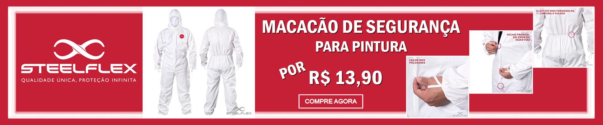 MACACÃO DE SEGURANÇA