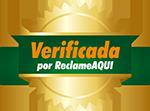 Empresa certificada pelo Reclame Aqui