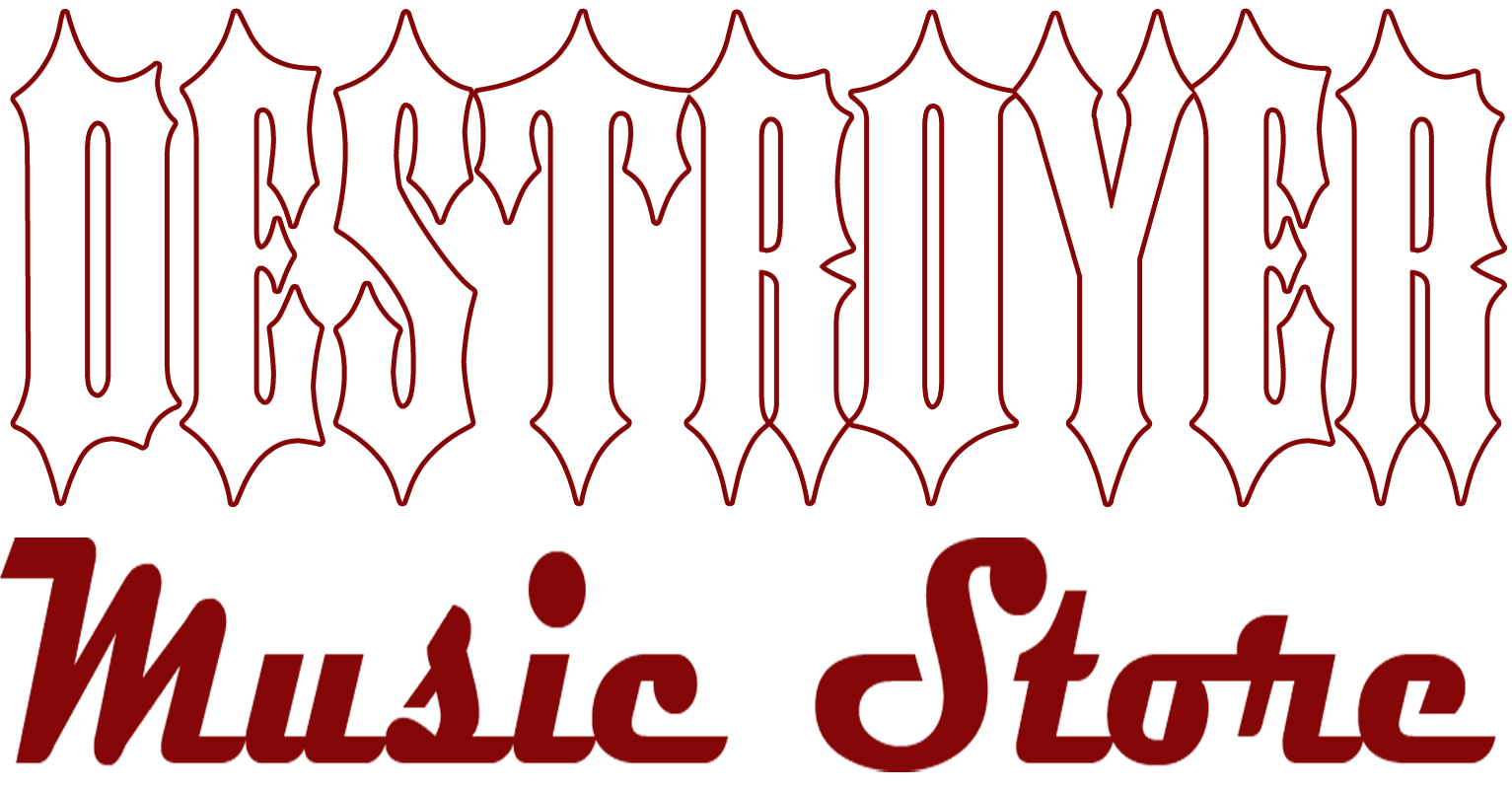 DESTROYER MUSIC STORE