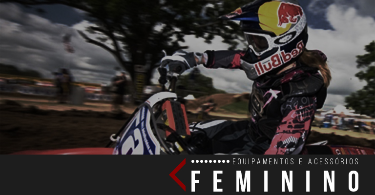 Equipamento Off Road Feminino