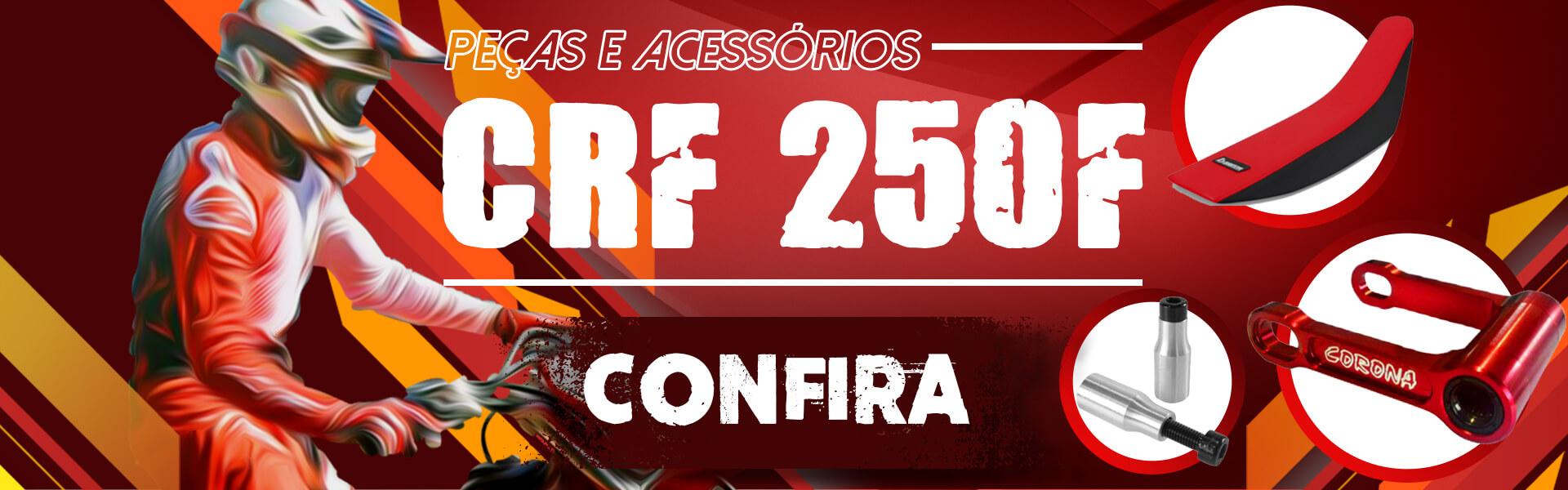 Peças e Acessórios CRF 250F