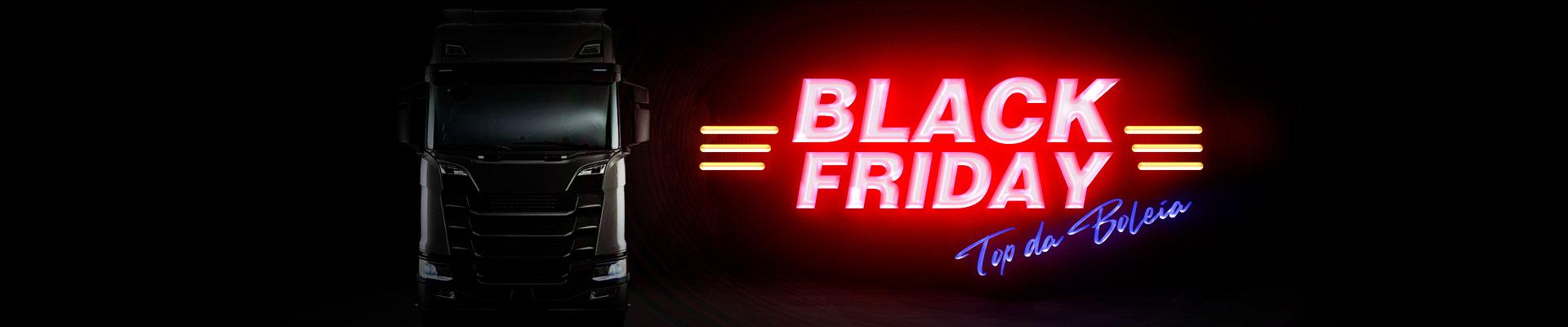 Black Friday Top da Boleia