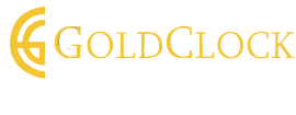 Logo da Gold Clock