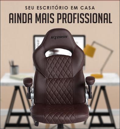 Cadeira Conforto Escritório MaxRacer