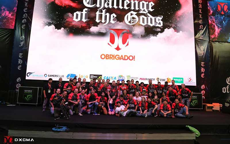 Challange of the Gods 2017 MaxRacer