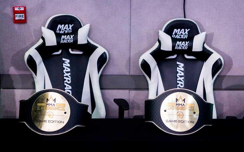 MMA Experience 2018 MaxRacer