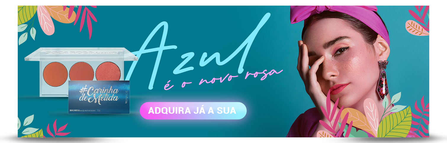 Banner Azul Boca Rosa