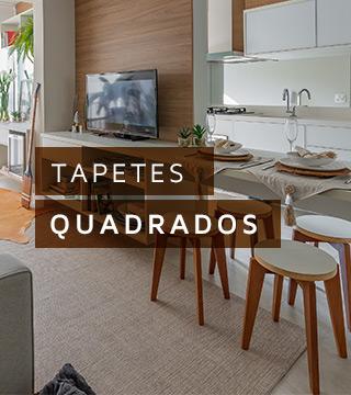 Tapetes Quadrados