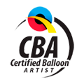 Certified Balloon Artist (CBA) 804.665