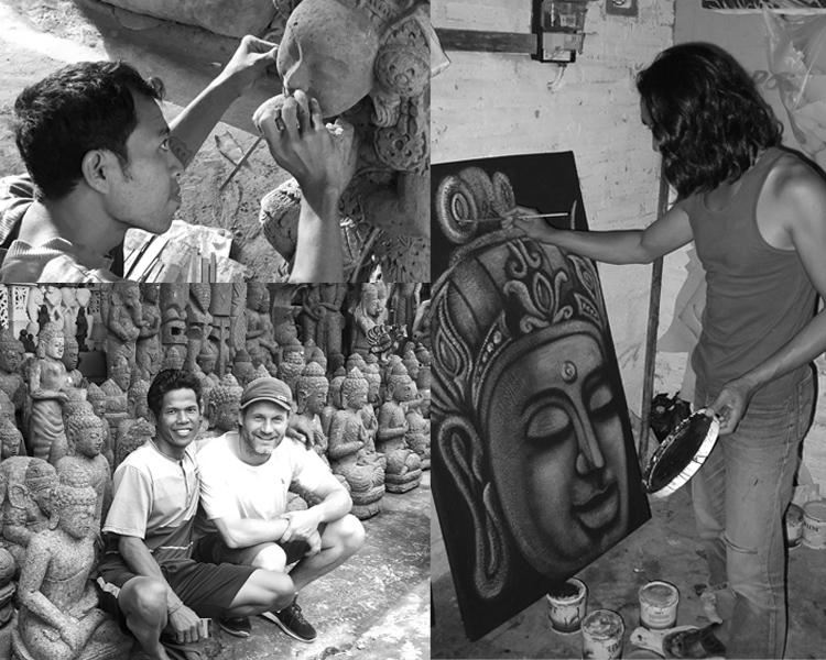 mosaico artesãos