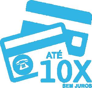 10X SEM JUROS