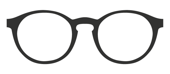 Óculos Estilo Redondo