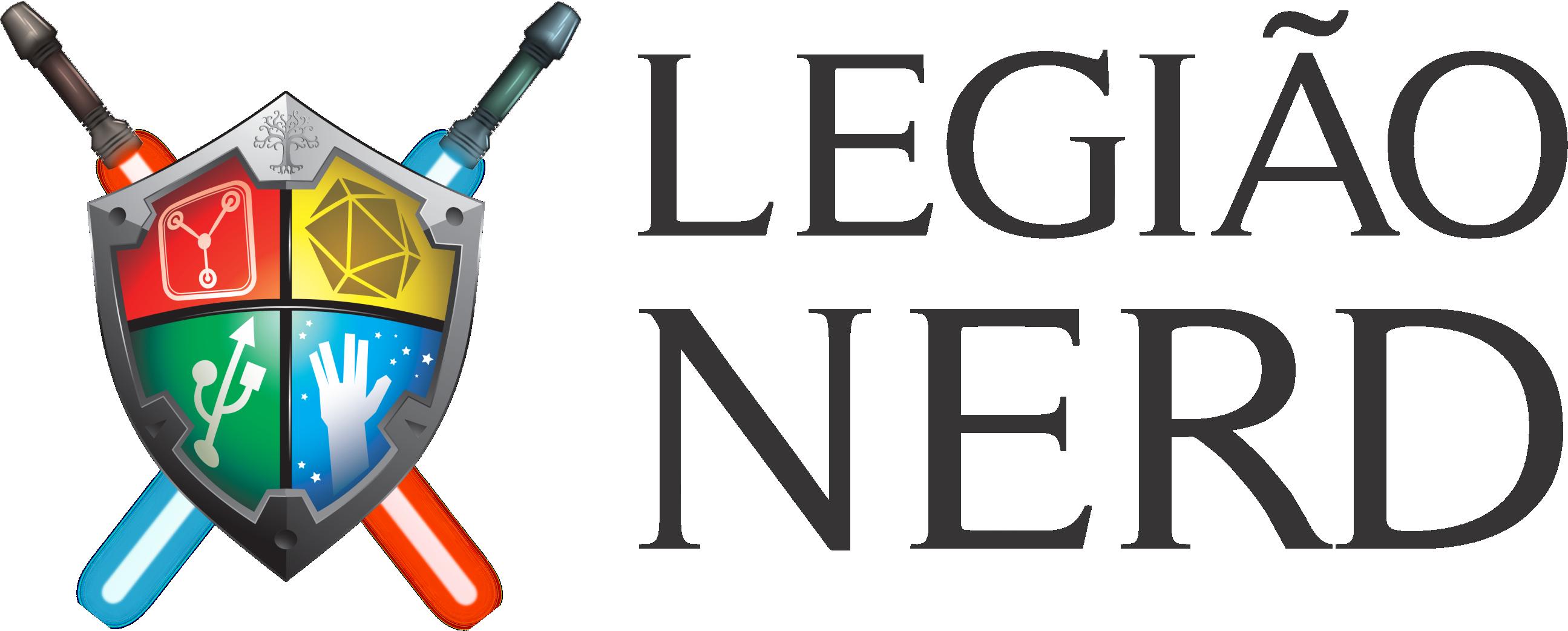 Legião Nerd - Placas decorativas e capachos
