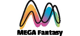Logo da Mega Fantasy