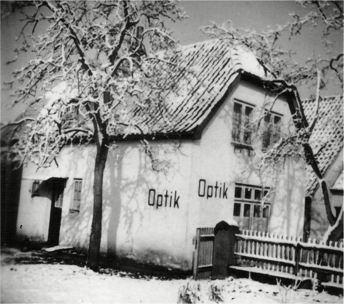 Década de 40 - Norte da Alemanha