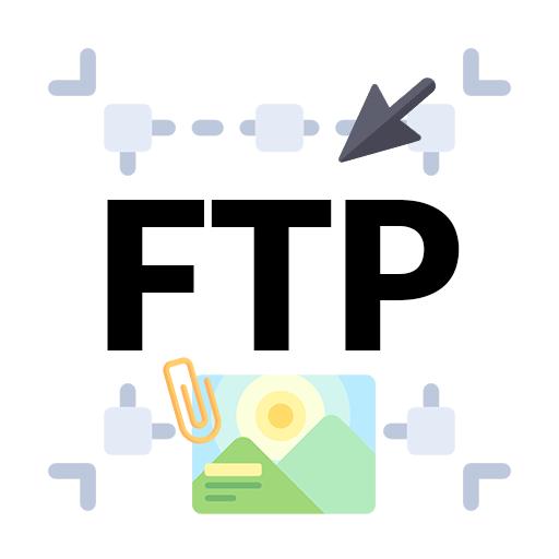 Logo Upload de Imagens via FTP