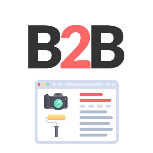 Logo B2B - Lista de Preços