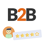 Logo B2B - Classificação de Cliente