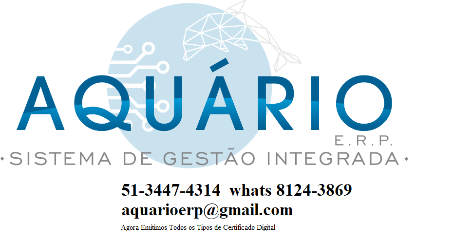 Logo AquarioERP