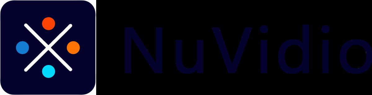 Logo NuVidio - Videocommerce