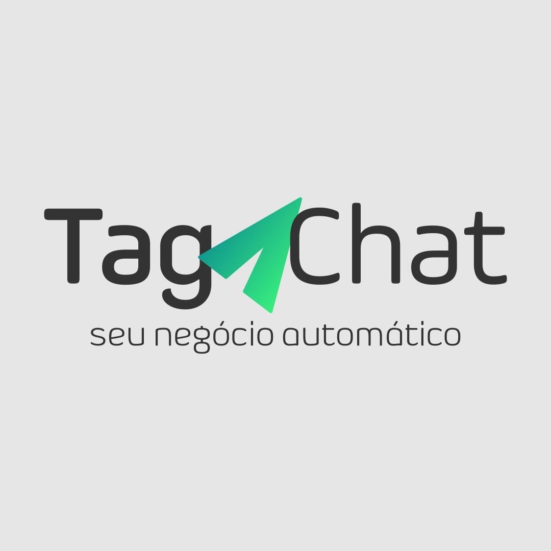 Logo TAGCHAT - Seu Negócio Automático
