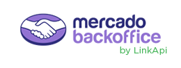 Logo Mercado Backoffice via LinkApi