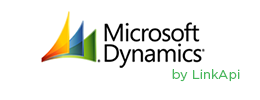 Logo Microsoft Dynamics via LinkApi