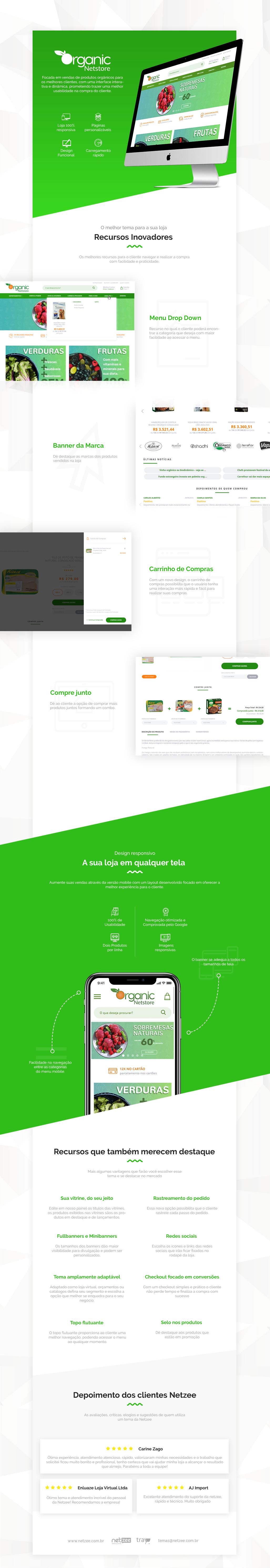 Netstore Organic