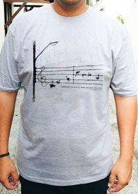 Camiseta Álvares de Azevedo
