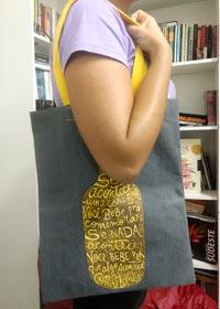 Bookbag jeans Bukowski