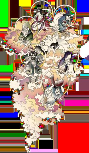 Ilustração Oriental Japan Style