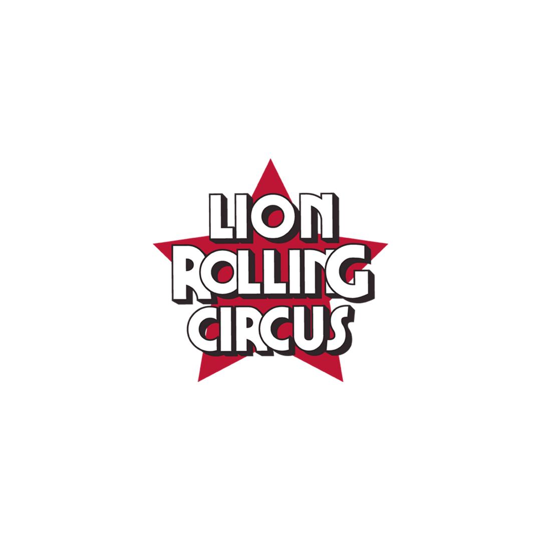 lion-rolling