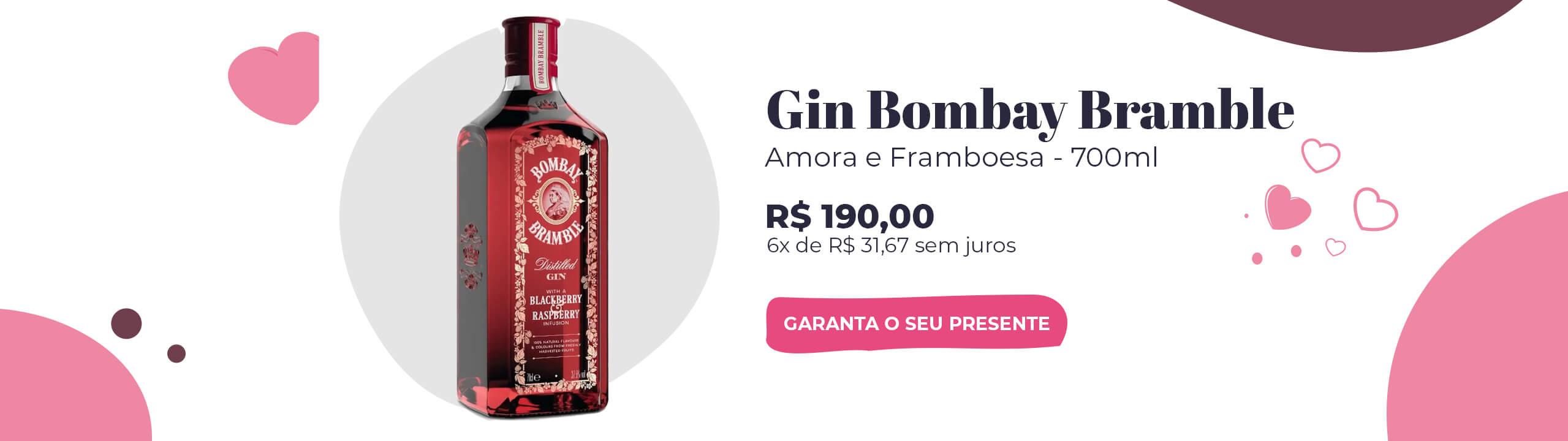 Gin Bombay Bramble 700ml Bartender Store