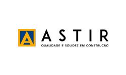 Logo Astir Incorporadora