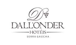 Logo Dall'onder Hotéis