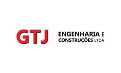 Logo GTJ Engenharia e Construções LTDA
