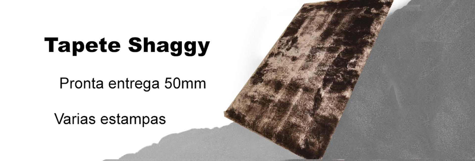tapete shaggy peludo