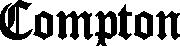 COMPTON - Loja Oficial
