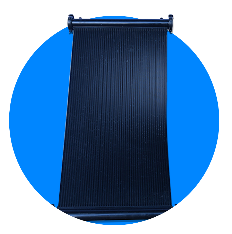 Ícone - Kit aquecedor solar para piscina