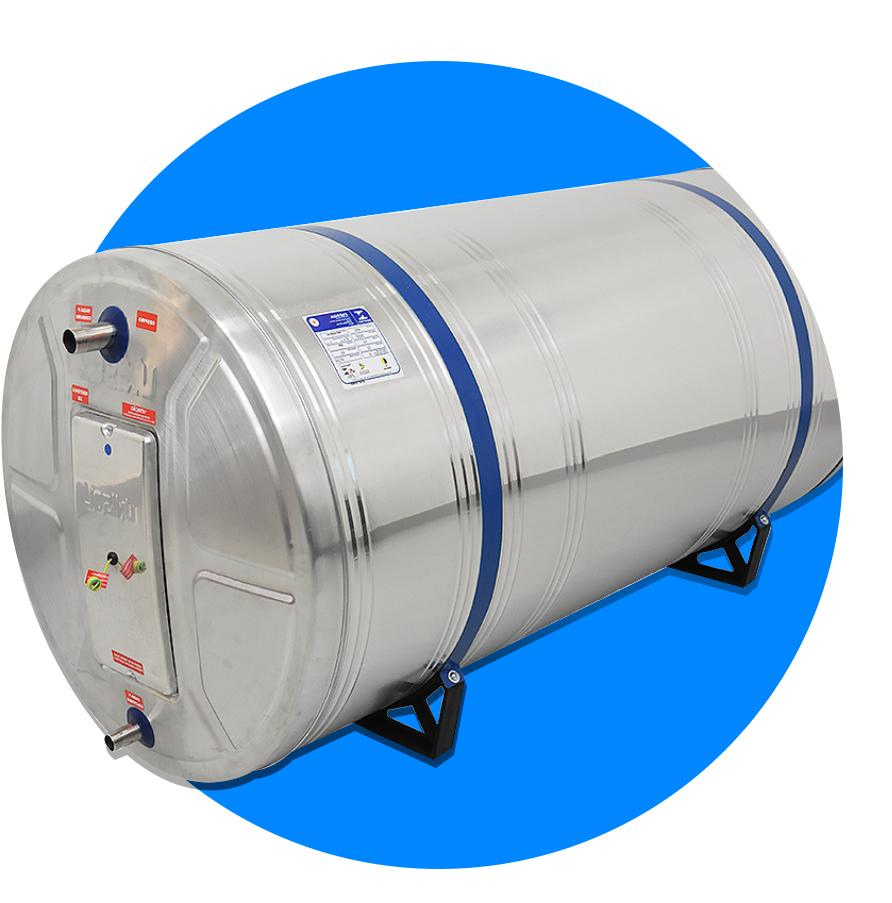 Ícone - Boiler aço inox 304